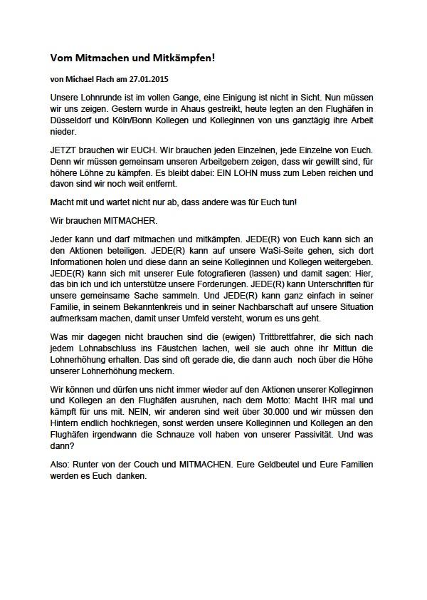 Offener Brief - wasi-nrw.de - wasi-nrw.de
