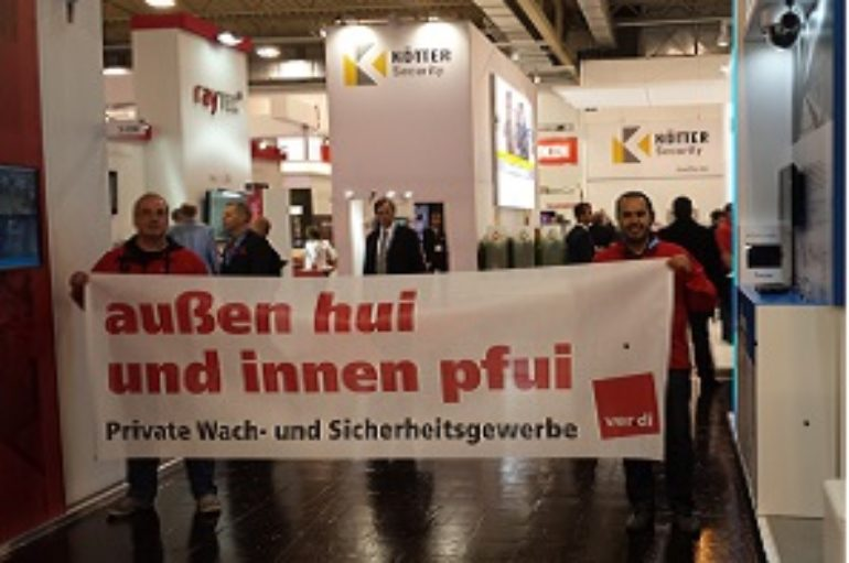 Die Security Messe in Essen