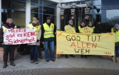 Niedersachsen: Aktion gegen GÖD