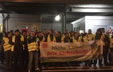 Tolle Beteiligung am 2. Streiktag in NRW