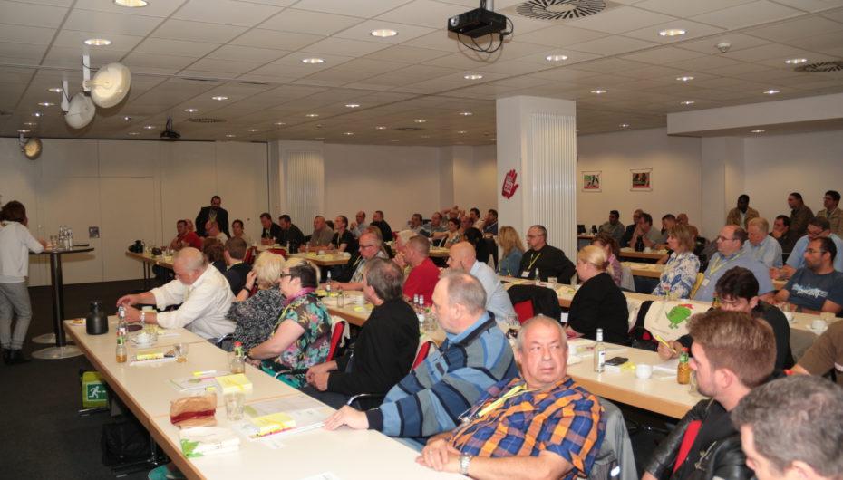 Betriebsrätekonferenz in NRW