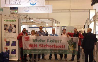 Tarifrunde NRW: Der Auftakt
