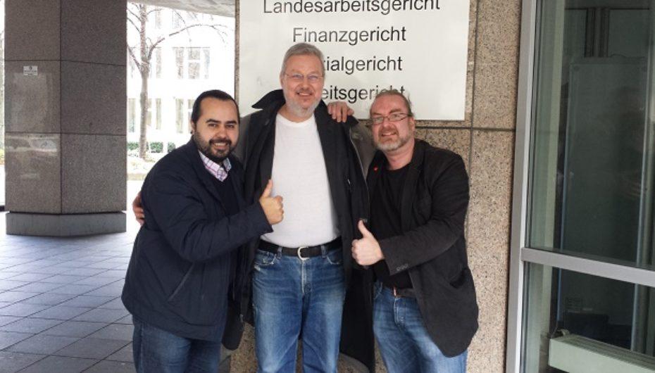WISAG verliert vor Landesarbeitsgericht