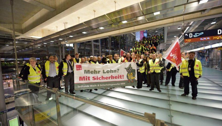 Streiks an den Flughäfen: Sind diese Leute 20 Euro wert?