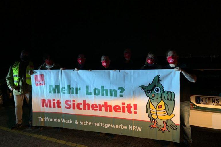 Heute: 1. Verhandlungstag in NRW
