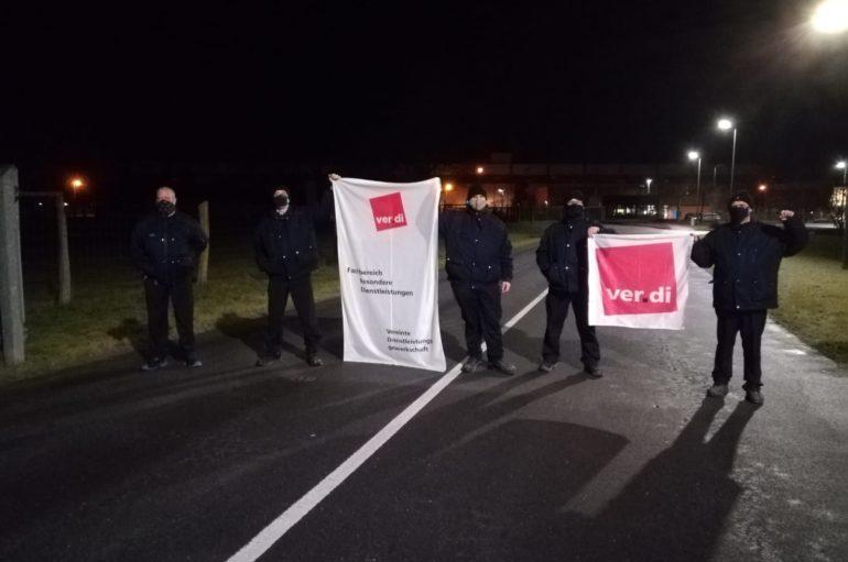 Streiks gehen weiter