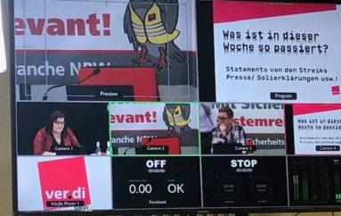 Noch mehr Streiks heute