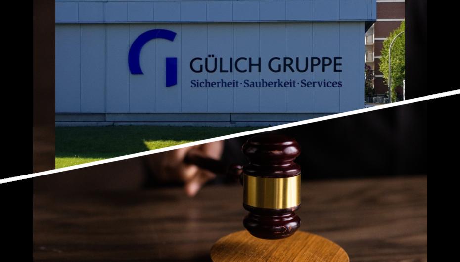 GÜLICH Gruppe: Vor Gericht fällt die Maske