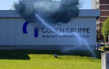 Gülich Gruppe Sicherheitsdienste: Insolvenz angemeldet